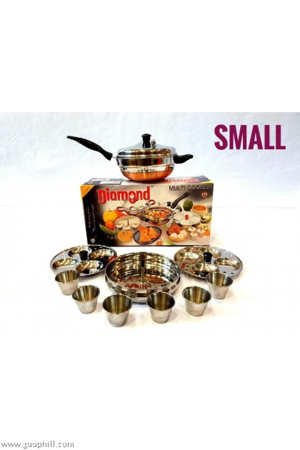 Diamond World King Multi Kadai G8866