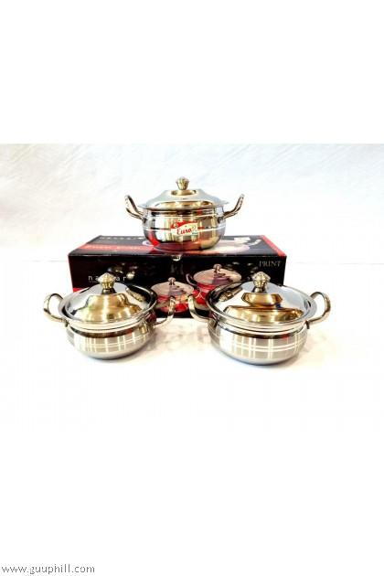 Navkar Dining Pot Dish G15972