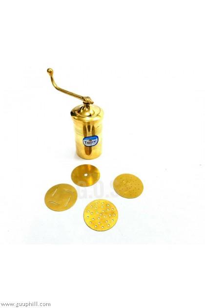 Tapsi Brass Murukku Mould G3667