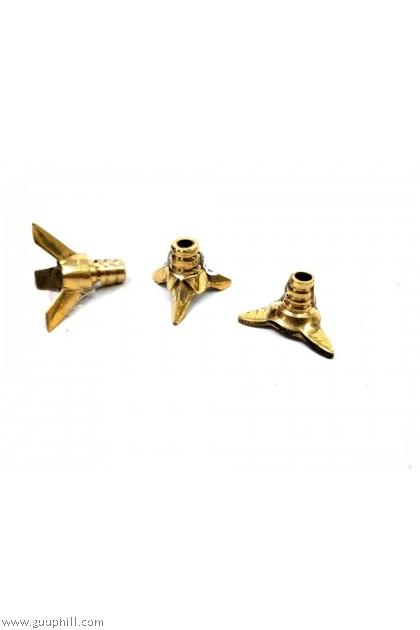 Brass Villaku Thiri/Wick Stand G17231
