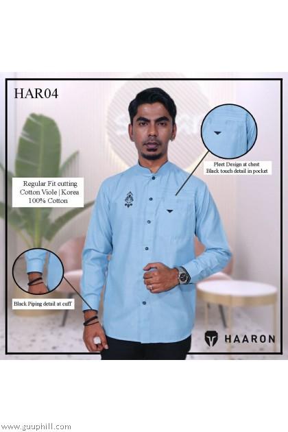 New Design Men Linen Kurtha/Jippa G-J-01